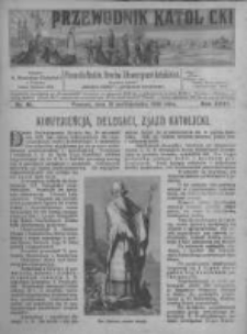 Przewodnik Katolicki. 1920 R.26 nr41