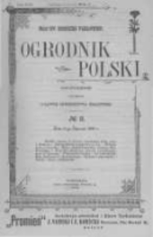 Ogrodnik Polski. 1902 R.24 nr2