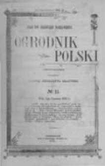 Ogrodnik Polski. 1902 R.24 nr11