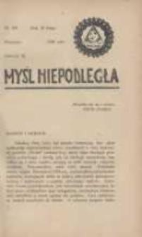 Myśl Niepodległa 1928 Nr905