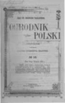 Ogrodnik Polski. 1902 R.24 nr16
