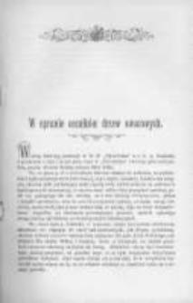Ogrodnik Polski. 1901 R.23 nr23