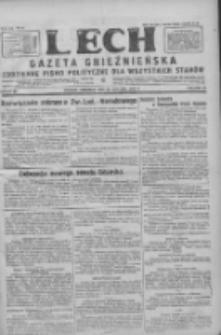 Lech. Gazeta Gnieźnieńska: codzienne pismo polityczne dla wszystkich stanów 1928.01.29 R.30 Nr24