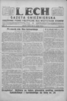 Lech. Gazeta Gnieźnieńska: codzienne pismo polityczne dla wszystkich stanów 1928.02.17 R.30 Nr39