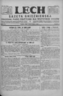 Lech.Gazeta Gnieźnieńska: codzienne pismo polityczne dla wszystkich stanów 1928.05.26 R.30 Nr121