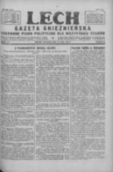 Lech.Gazeta Gnieźnieńska: codzienne pismo polityczne dla wszystkich stanów 1928.05.31 R.30 Nr124