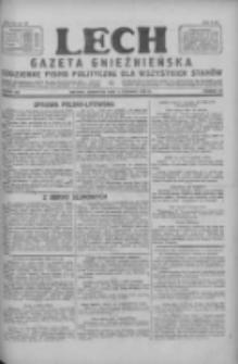 Lech.Gazeta Gnieźnieńska: codzienne pismo polityczne dla wszystkich stanów 1928.06.07 R.30 Nr130