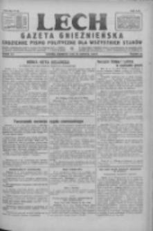 Lech.Gazeta Gnieźnieńska: codzienne pismo polityczne dla wszystkich stanów 1928.06.28 R.30 Nr147