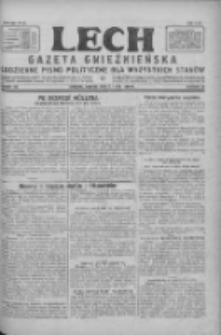 Lech.Gazeta Gnieźnieńska: codzienne pismo polityczne dla wszystkich stanów 1928.07.07 R.30 Nr154