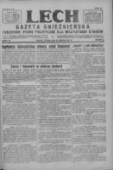 Lech.Gazeta Gnieźnieńska: codzienne pismo polityczne dla wszystkich stanów 1927.08.23 R.29 Nr191
