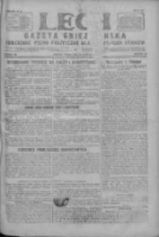 Lech.Gazeta Gnieźnieńska: codzienne pismo polityczne dla wszystkich stanów 1927.08.24 R.29 Nr192