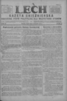 Lech.Gazeta Gnieźnieńska: codzienne pismo polityczne dla wszystkich stanów 1927.09.02 R.29 Nr200