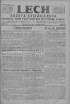 Lech.Gazeta Gnieźnieńska: codzienne pismo polityczne dla wszystkich stanów 1927.09.06 R.29 Nr203