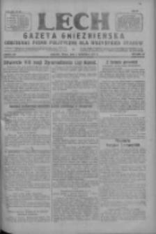 Lech.Gazeta Gnieźnieńska: codzienne pismo polityczne dla wszystkich stanów 1927.09.07 R.29 Nr204
