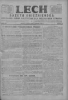 Lech.Gazeta Gnieźnieńska: codzienne pismo polityczne dla wszystkich stanów 1927.09.08 R.29 Nr205