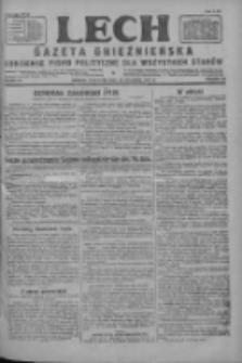 Lech.Gazeta Gnieźnieńska: codzienne pismo polityczne dla wszystkich stanów 1927.09.15 R.29 Nr211
