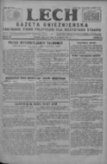 Lech.Gazeta Gnieźnieńska: codzienne pismo polityczne dla wszystkich stanów 1927.09.18 R.29 Nr214