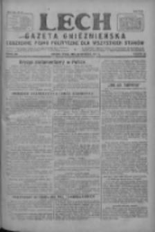 Lech.Gazeta Gnieźnieńska: codzienne pismo polityczne dla wszystkich stanów 1927.09.21 R.29 Nr216