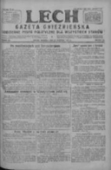 Lech.Gazeta Gnieźnieńska: codzienne pismo polityczne dla wszystkich stanów 1927.09.25 R.29 Nr220