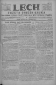 Lech.Gazeta Gnieźnieńska: codzienne pismo polityczne dla wszystkich stanów 1927.09.29 R.29 Nr223