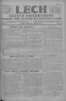 Lech.Gazeta Gnieźnieńska: codzienne pismo polityczne dla wszystkich stanów 1927.09.30 R.29 Nr224