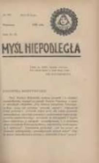 Myśl Niepodległa 1928 Nr917