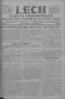 Lech.Gazeta Gnieźnieńska: codzienne pismo polityczne dla wszystkich stanów 1927.10.01 R.29 Nr225