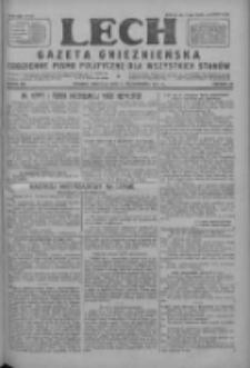 Lech.Gazeta Gnieźnieńska: codzienne pismo polityczne dla wszystkich stanów 1927.10.02 R.29 Nr226