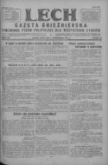 Lech.Gazeta Gnieźnieńska: codzienne pismo polityczne dla wszystkich stanów 1927.10.05 R.29 Nr228