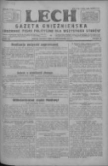 Lech.Gazeta Gnieźnieńska: codzienne pismo polityczne dla wszystkich stanów 1927.10.16 R.29 Nr238
