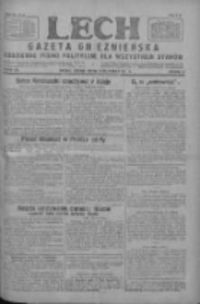 Lech.Gazeta Gnieźnieńska: codzienne pismo polityczne dla wszystkich stanów 1927.10.18 R.29 Nr239