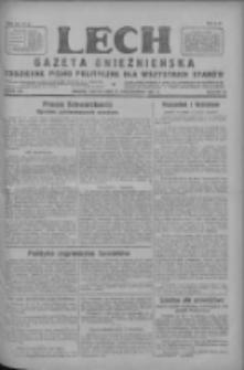 Lech.Gazeta Gnieźnieńska: codzienne pismo polityczne dla wszystkich stanów 1927.10.22 R.29 Nr243