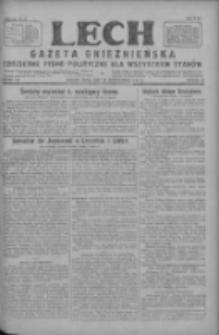 Lech.Gazeta Gnieźnieńska: codzienne pismo polityczne dla wszystkich stanów 1927.10.26 R.29 Nr246