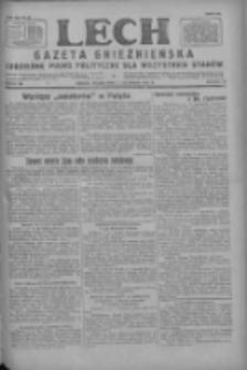 Lech.Gazeta Gnieźnieńska: codzienne pismo polityczne dla wszystkich stanów 1927.11.04 R.29 Nr253