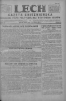 Lech.Gazeta Gnieźnieńska: codzienne pismo polityczne dla wszystkich stanów 1927.11.12 R.29 Nr260