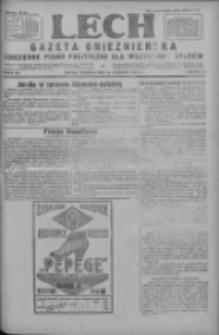 Lech.Gazeta Gnieźnieńska: codzienne pismo polityczne dla wszystkich stanów 1927.11.13 R.29 Nr261