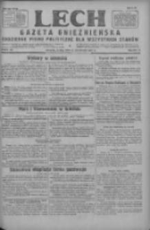Lech.Gazeta Gnieźnieńska: codzienne pismo polityczne dla wszystkich stanów 1927.11.16 R.29 Nr263