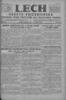 Lech.Gazeta Gnieźnieńska: codzienne pismo polityczne dla wszystkich stanów 1927.11.17 R.29 Nr264