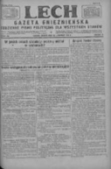 Lech.Gazeta Gnieźnieńska: codzienne pismo polityczne dla wszystkich stanów 1927.11.19 R.29 Nr266