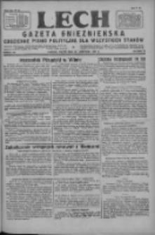 Lech.Gazeta Gnieźnieńska: codzienne pismo polityczne dla wszystkich stanów 1927.11.25 R.29 Nr271
