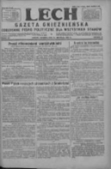 Lech.Gazeta Gnieźnieńska: codzienne pismo polityczne dla wszystkich stanów 1927.11.27 R.29 Nr273