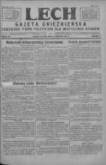 Lech.Gazeta Gnieźnieńska: codzienne pismo polityczne dla wszystkich stanów 1927.11.29 R.29 Nr274