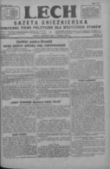 Lech.Gazeta Gnieźnieńska: codzienne pismo polityczne dla wszystkich stanów 1927.12.01 R.29 Nr276