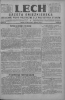 Lech.Gazeta Gnieźnieńska: codzienne pismo polityczne dla wszystkich stanów 1927.12.04 R.29 Nr278