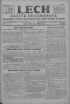 Lech.Gazeta Gnieźnieńska: codzienne pismo polityczne dla wszystkich stanów 1927.12.06 R.29 Nr280