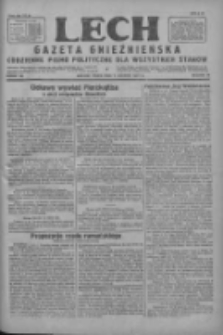 Lech.Gazeta Gnieźnieńska: codzienne pismo polityczne dla wszystkich stanów 1927.12.07 R.29 Nr281
