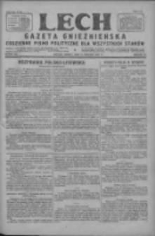 Lech.Gazeta Gnieźnieńska: codzienne pismo polityczne dla wszystkich stanów 1927.12.10 R.29 Nr283