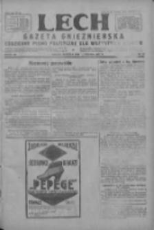 Lech.Gazeta Gnieźnieńska: codzienne pismo polityczne dla wszystkich stanów 1927.12.11 R.29 Nr284