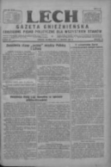 Lech.Gazeta Gnieźnieńska: codzienne pismo polityczne dla wszystkich stanów 1927.12.13 R.29 Nr285