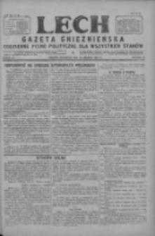 Lech.Gazeta Gnieźnieńska: codzienne pismo polityczne dla wszystkich stanów 1927.12.15 R.29 Nr287